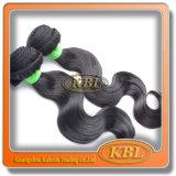 Cabelo brasileiro não processado do produto de cabelo de Remy
