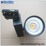 3 phases 40W High CRI Ra97 Ciziten COB LED Track Lighting