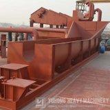 Wasmachine Van uitstekende kwaliteit van het Zand van Yuhong de Spiraalvormige op Verkoop