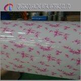Катушка печатание цвета PPGI картины кирпича цветка деревянная стальная