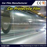 Película desobstruída para a proteção da pintura do carro, película protetora de corpo de carro, película da transparência