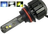 V16 터보 크리 사람 LED 맨 위 빛 H4 Hi/Lo 40W 3600lm 자동 LED 헤드라이트 6000k