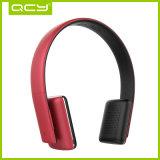 Receptor de cabeza estéreo de Qcy50 Bluetooth mini con el cable auxiliar liado