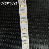 bande imperméable à l'eau blanche froide de 5m/Roll SMD 5630 5730 DEL