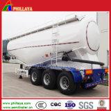 3 반 차축 35-40tons 밀가루 또는 시멘트 Bulker 트레일러
