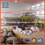 폐기물 유기 비료 알갱이로 만드는 생산 라인