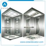 Levantar el diseño de la cabina, diseño caliente de la cabina del elevador del pasajero de la venta (OS41)