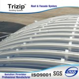 FM Approved Trizip 65-400 Standing Seam Roofing