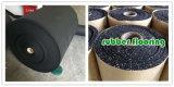 騒音低減EPDMゴム製シートの床のマットのフロアーリング