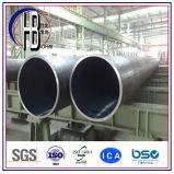 La meilleure pipe en acier soudée de Hsaw de qualité par spirale de haute résistance