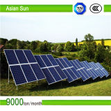Suporte solar ajustável do projeto novo para o sistema do picovolt