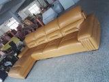 جيّدة نوعية جلد يعيش غرفة أريكة لأنّ منزل ([أ312])