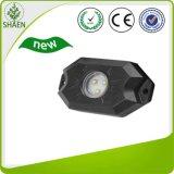 La CC 9-32V sceglie l'indicatore luminoso della roccia dell'automobile LED dell'azionamento interno di colore