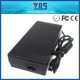 Laptop를 위한 4 Pin의 둘레에 24V 6A LED Power Adapter