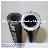 De Flexibele Hydraulische RubberSlang van de hoge druk