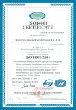 Iso Certified Filter Cartridge per Mcirofiltration