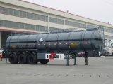 petroleiro isolado Stee inoxidável do asfalto 25000L