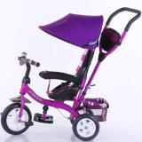 China-Großhandelskind-Dreiradbaby-Spaziergänger-Kind-Fahrrad