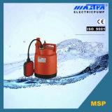 Bomba MSP submersível para águas residuais