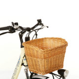 Cidade bonita Electric Bicycle com Rattan Basket (JB-TDF11Z)