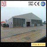 tenda di vetro del blocco per grafici di 15X25m di PVC di cerimonia nuziale di lusso di alluminio del coperchio con impermeabile