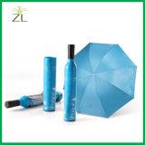 Parapluie spécial promotionnel de cadeau de bouteille de vin