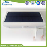 Im Freien Sonnenenergie-Garten-Lampen-Mikrowellen-Radar-Bewegungs-Fühler des Beleuchtung-Produkt-16 LED