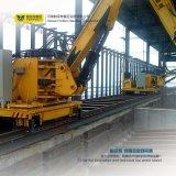 Fabricante de carro de transferência do trilho da carga pesada até a capacidade de um embarque de 300 toneladas