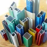 Profil en aluminium industriel personnalisé d'extrusion pour Windows et la porte