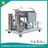 Máquina del purificador del aceite de la turbina del vacío de la alta calidad