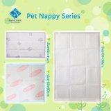 Pistas disponibles absorbentes Caliente-Vendedoras del entrenamiento del perrito del OEM altas con el embalaje del bolso del color