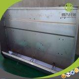 Bilateral mojado del alimentador usado generalmente en la granja de cerdo Sst304