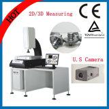 Système de mesure optique automatique de petite taille d'image de commande numérique par ordinateur avec l'objectif zoom optique des États-Unis