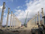Taller resistente de la alta calidad/proyecto de acero del almacén para Maputo