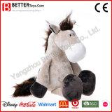 Juguete suave del caballo del caballo del animal relleno del juguete de la felpa En71 para los cabritos