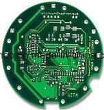 2layer PCBのボードが付いている緑の自動車Fr4の二重側面PCB