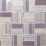 [لوو بريس] [سرميك تيل] فسيفساء زجاجيّة لأنّ مطبخ جدار