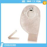 sacchetti scaricabili a due pezzi del Colostomy di 57mm con il filtro da odore