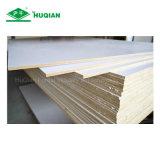 Placa do MDF da madeira 18mm para clientes de Irã 1830X3660X18mm E2