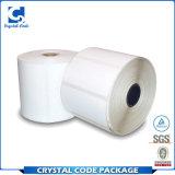 さまざまな材料によってカスタマイズされる印刷のラベルのステッカー