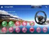 GPS van de auto met het Omkeren van de Steun van de Link van de Spiegel van BT Camera
