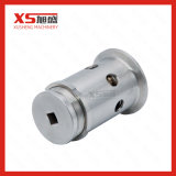 Válvulas de alívio de vácuo de pressão de tanque sanitário
