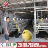 тип 4 клетка слоя цыпленка ярусов для фермы цыпленка Турции