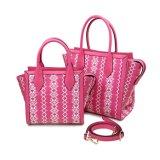 Saco de couro do Tote do curso, os sacos os mais atrasados da forma de Ming Hua 2 bolsas ajustadas das senhoras do PCS