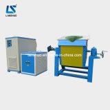 3kgs~300kgs Aluminium-IGBT Induktions-Schmelztiegel-Metall Melter