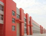 Taller y almacén de acero prefabricados