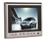 Câmera de reserva de estacionamento e monitor de 5,6 polegadas para veículo
