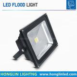10W20W30W50W LEDのフラッドライトの防水屋外のスポットライトプロジェクトライトランプAC85-265V IP65