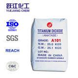TiO2 Anatase 급료 A101 일반 용도 이산화티탄