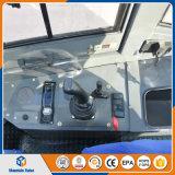 Mini chargeur hydraulique de pelle rétro du chargeur d'excavatrice de Weifang 1200kg petit
